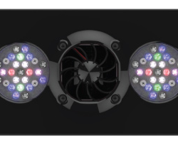 Radion xr30 pro lighting