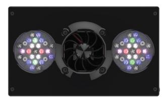 Radion xr30 pro lighting